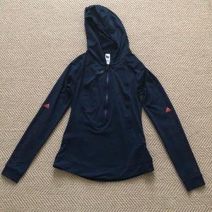 Adidas by Stella McCartney Zip Long Sleeve Hoodie